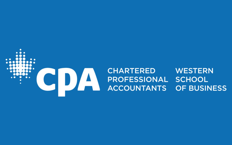 The CPA Western School of Business logo.